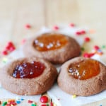 Easy thumbprint cookies recipe