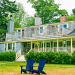 Camden, Maine Bed and Breakfast (oceanfront views!)