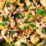 Creamy Chicken & Wild Rice Recipe