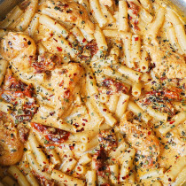 25 Delicious Pasta Recipes