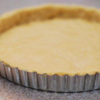 how to make sweet tart crust