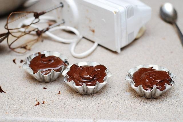 cupcakes in mini brioche molds