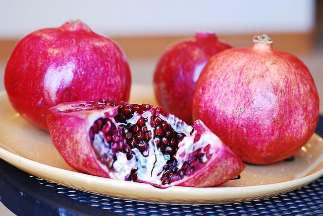 My favorite pomegranates