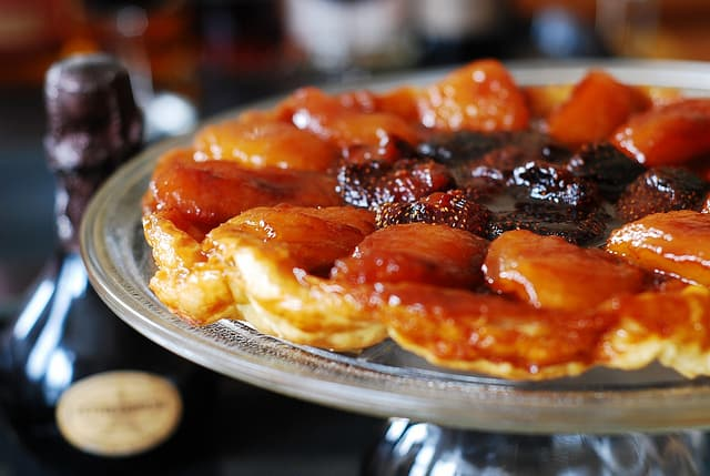 Strawberry Apple Tarte Tatin