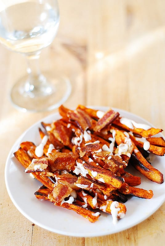 baked sweet potato fries, sweet potato fries baked, sweet potatoe fries, seasoning for sweet potato fries