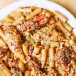 chicken alfredo pasta, best alfredo sauce