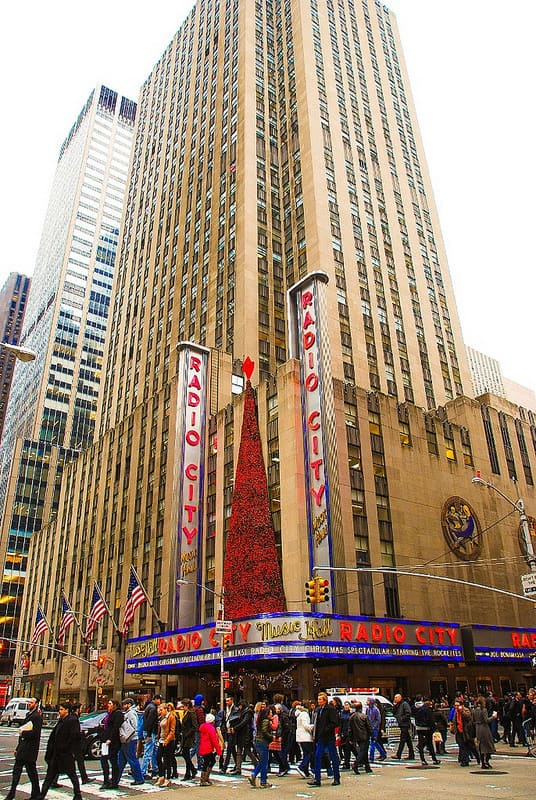 Radio City Music Hall, Christmas