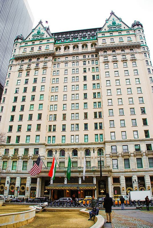 plaza hotel nyc - Things To Do In Nyc During Christmas