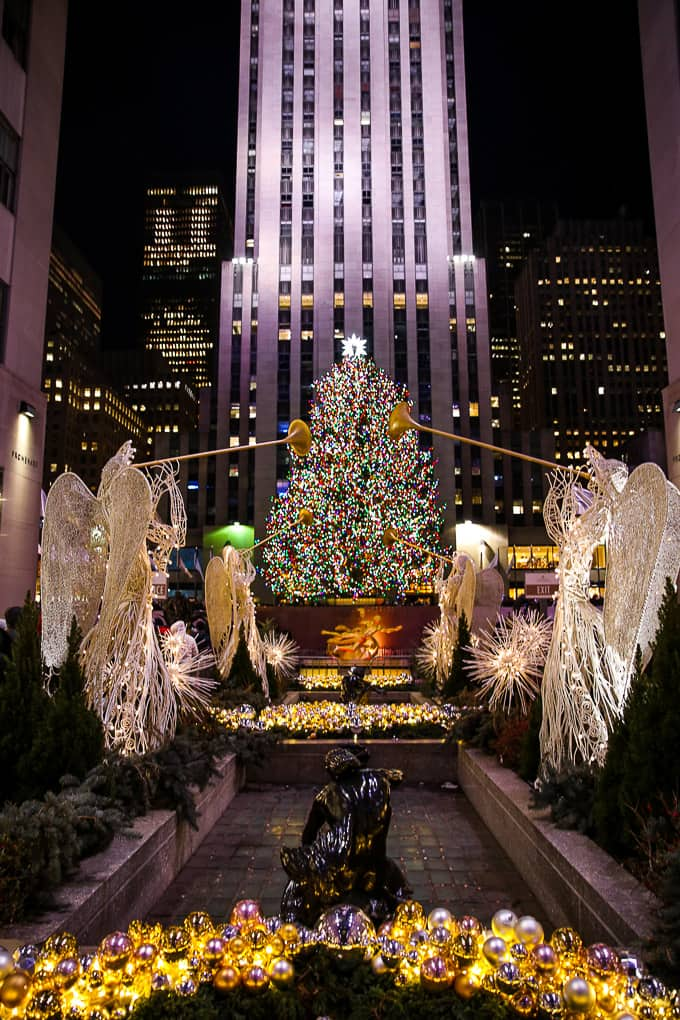 Christmas Tree - Rockefeller Center