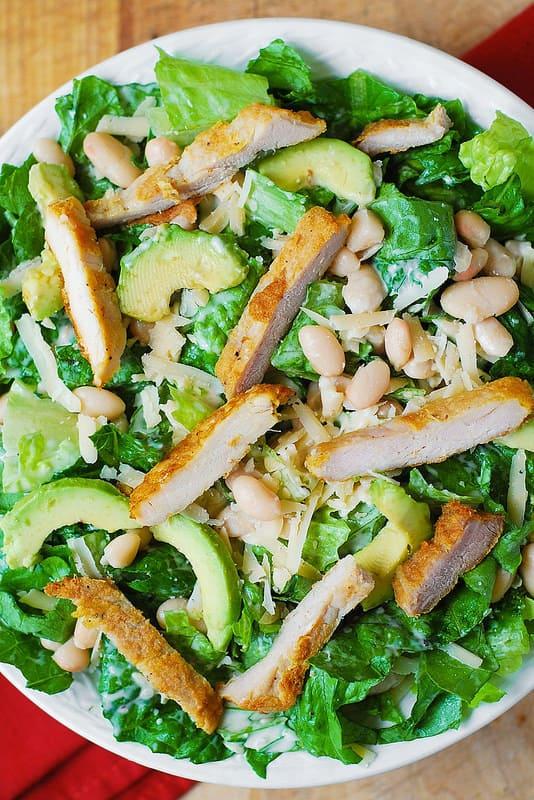 chicken breast recipes, recipes for chicken breast, easy chicken salad, easy salad recipes