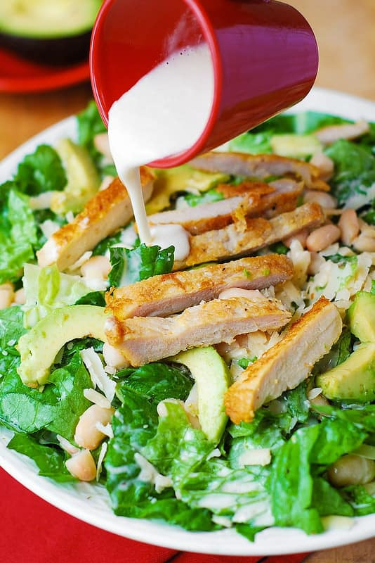 dinner salads, salads for dinner, healthy dinners