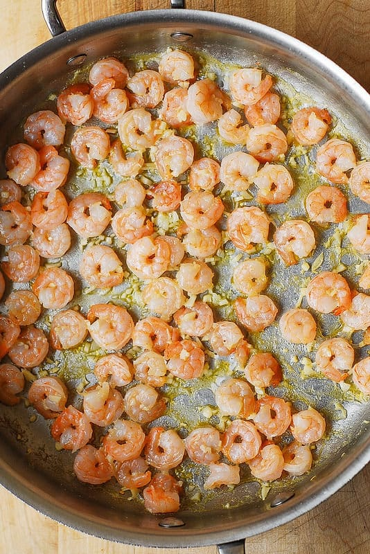 garlic butter shrimp, how to cook shrimp, seafood recipes
