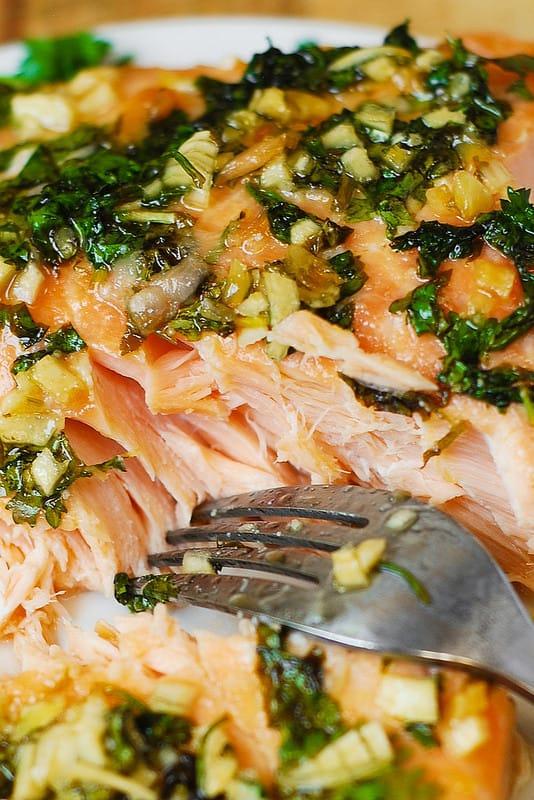 cilantro recipes, garlic recipes, seafood recipes