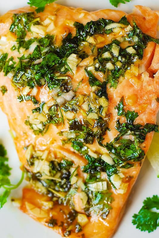 baked salmon, how to bake salmon, cooking salmon in foil