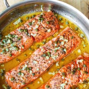 steelhead trout recipe