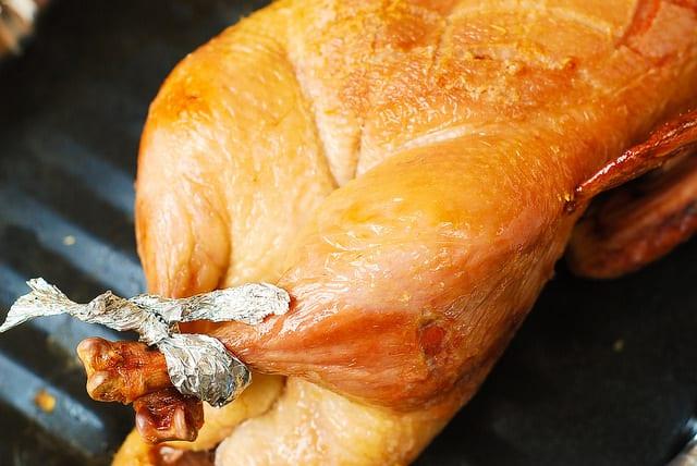 roast duck recipe, cooking duck, best duck recipe, dinner recipes, gluten free Thanksgiving dinner