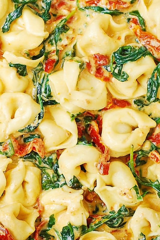 easy pasta dinners, easy weeknight dinners, dinners with vegetables