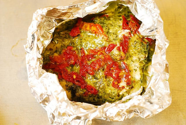 bake sea bass in the oven for 20 minutes at 400 F (step-by-step photos)