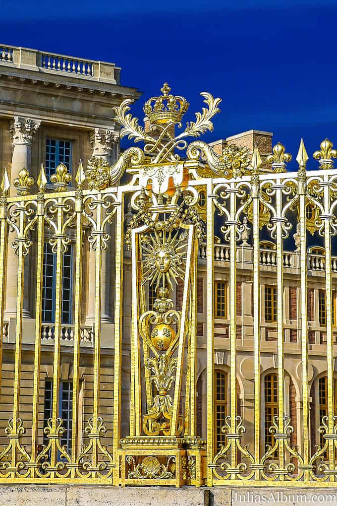 Palace of Versailles: Outside