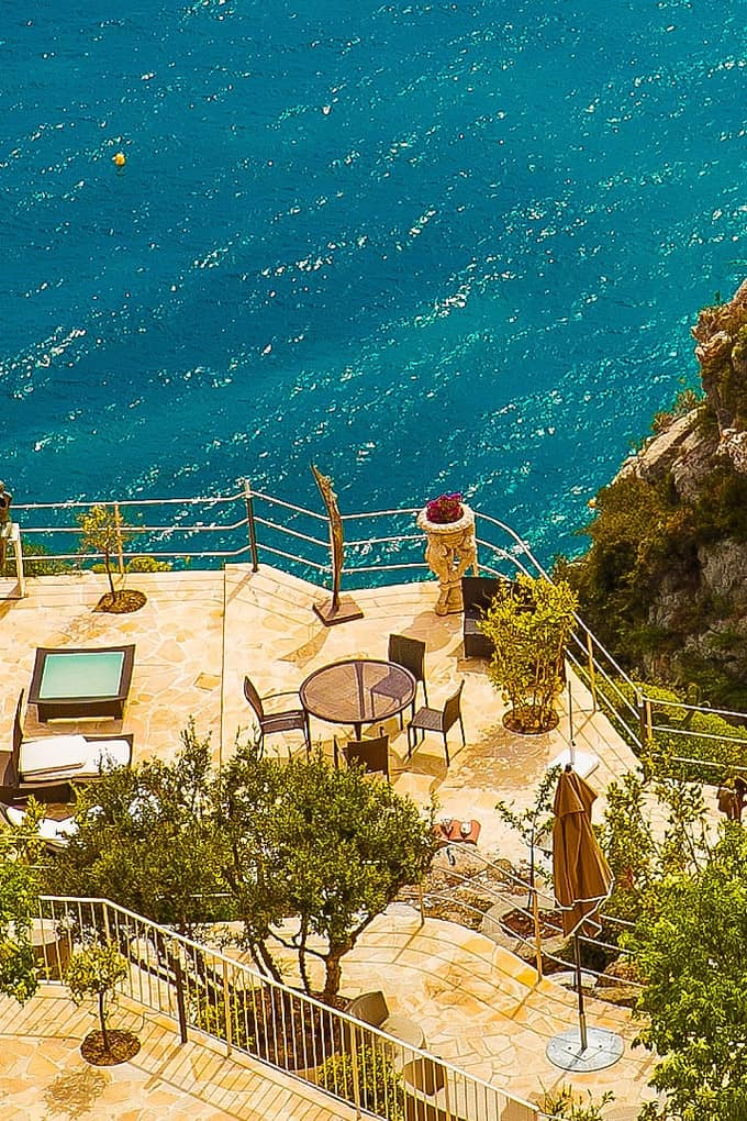 Chateau Eza, hotel in Eze, France