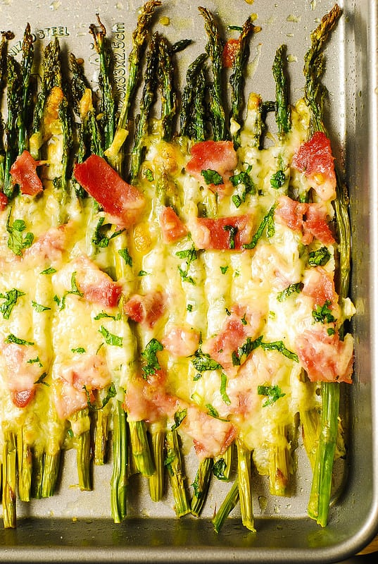 how to cook asparagus, best asparagus, roasted asparagus
