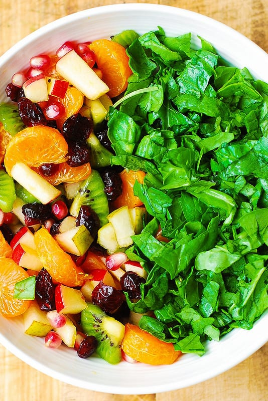 holiday recipes, healthy recipes, healthy salad, best salad