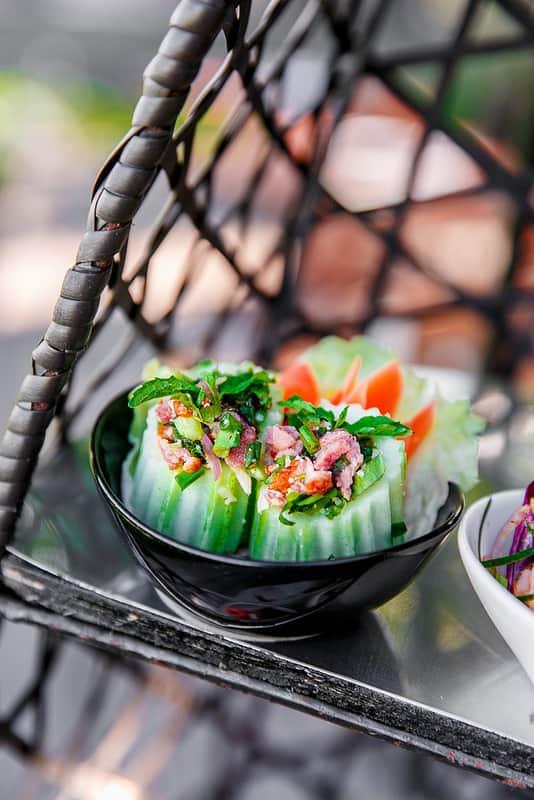Thailand hotels, Thailand resorts, high tea in Thailand
