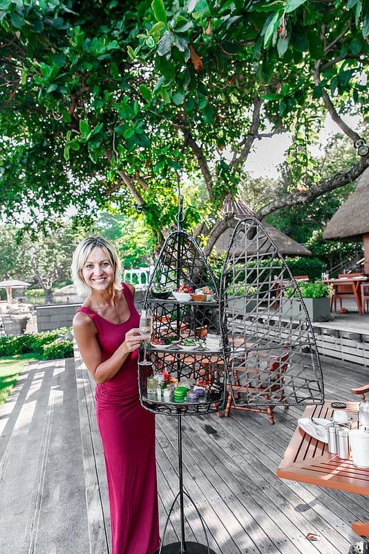 High Tea in Thailand