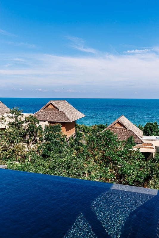 Vana Belle Resort, Ko Samui Thailand, Starwood, the luxury collection