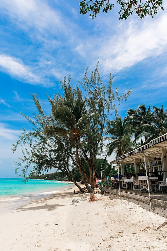 The Lone Star hotel and restaurant in Barbados, best hotels in Barbados