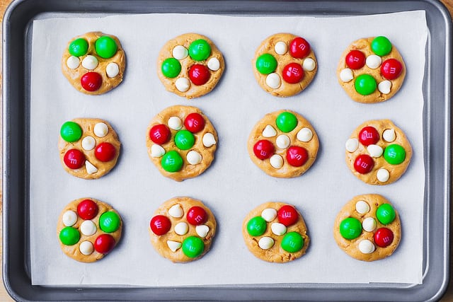 cookies for Santa plate, santa claus cookies