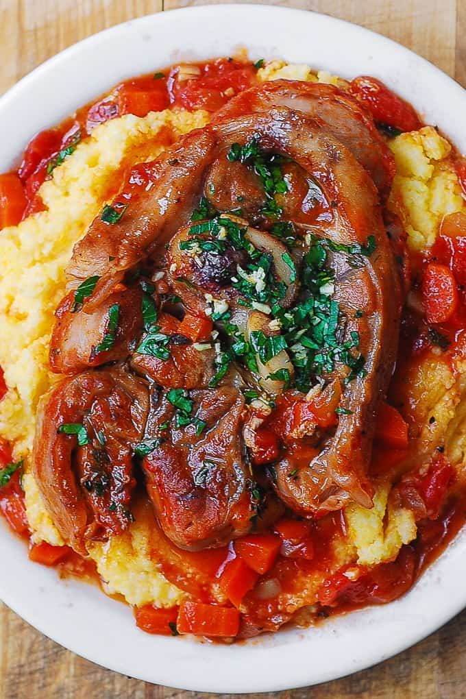 Milanese Osso Bucco