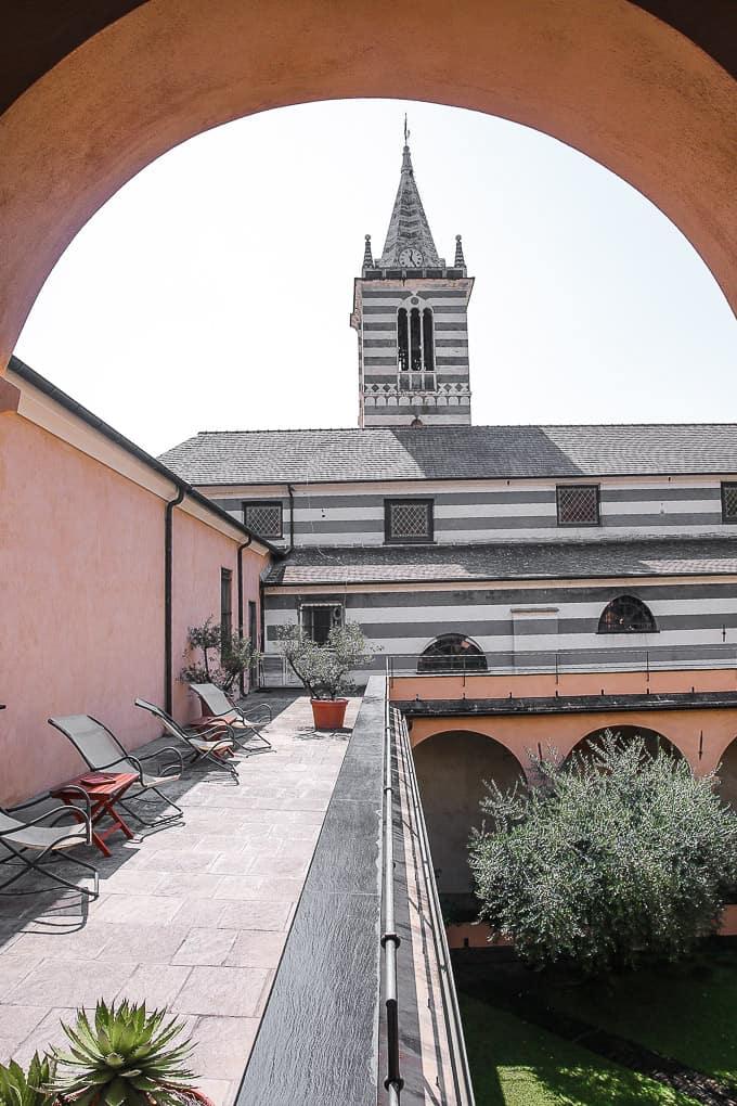 Hotel Abbadia San Giorgio, Moneglia