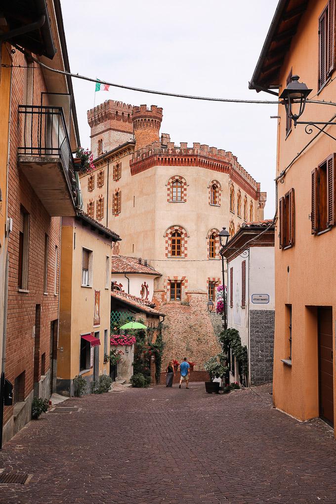 Falletti Castle