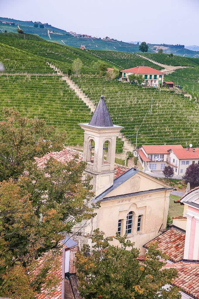 Barolo, Piedmont