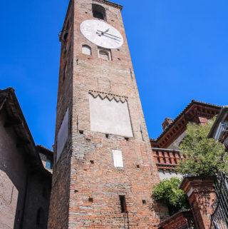 Torre dell'Orologio, Neive