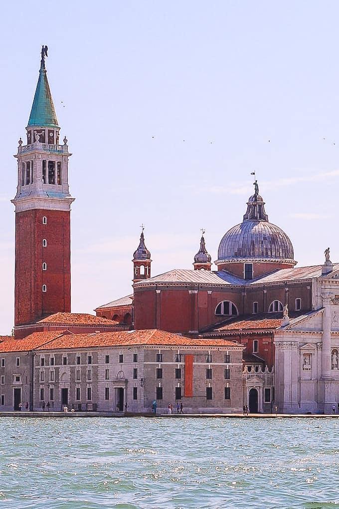 San Giorgio Maggiore in Venice, Italy