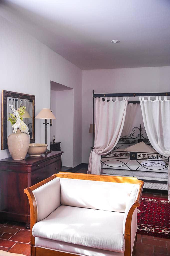 Suite at Abbadia San Giorgio Moneglia
