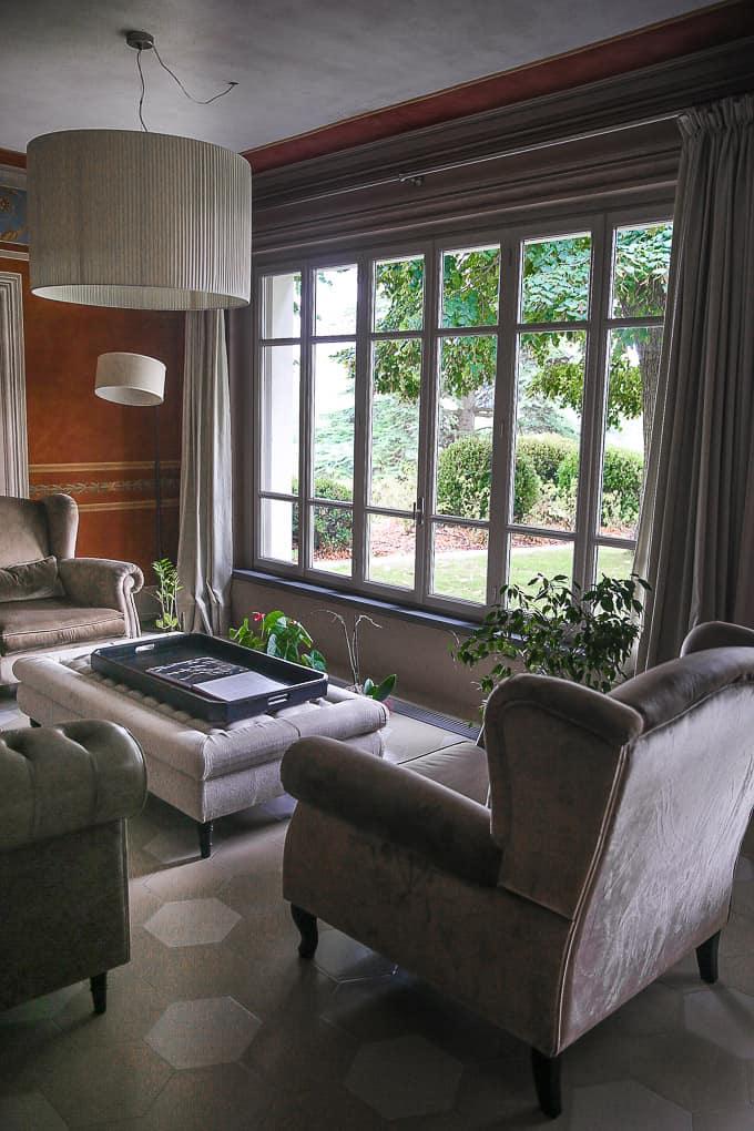 Villa Pattono, Piedmont, Italy