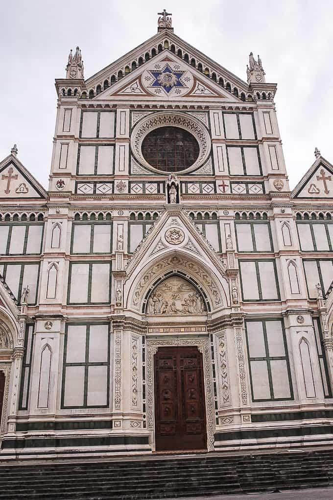 Basilica di Santa Croce, Florence, Italy