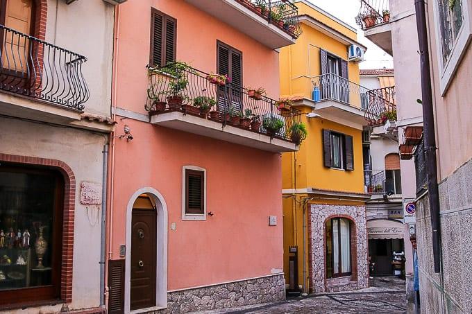 Castelmola, Sicily