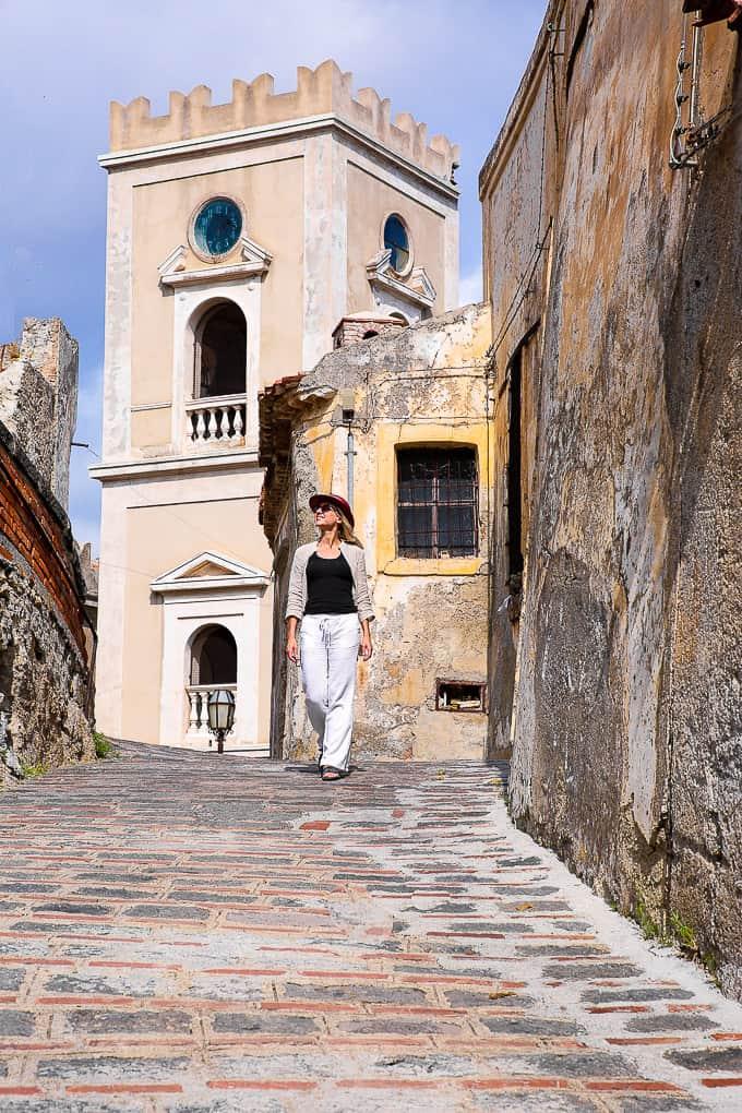 Church of St. Nicolo in Savoca, Sicily