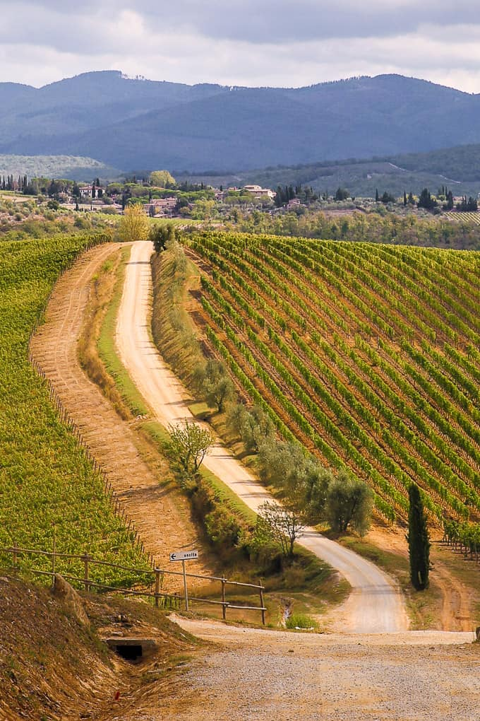 Dievole Wine Resort, Tuscany, Italy