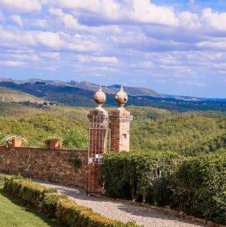 Dievole Resort, Tuscany, Italy