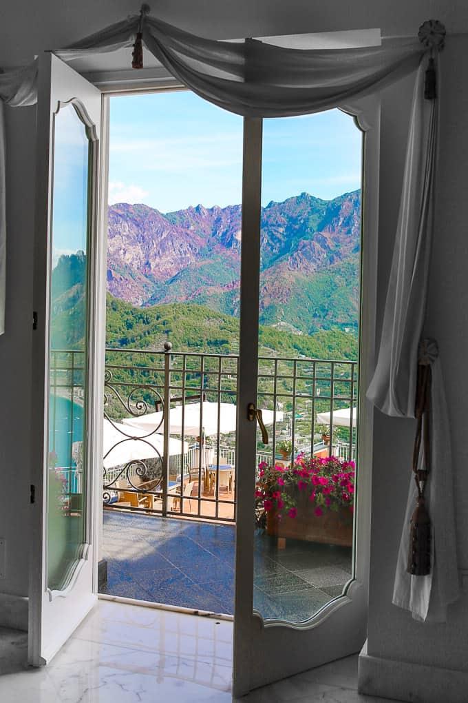 Lobby Hotel Villa Fraulo, Ravello, Italy