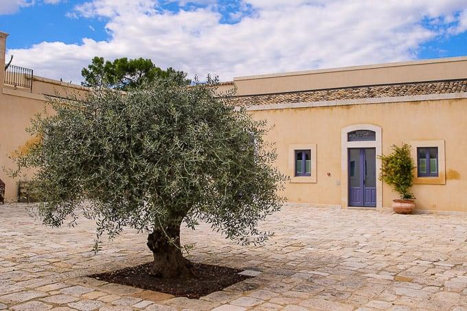 Masseria della Volpe in Sicily, Italy