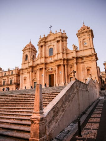 Noto Cathedral, Sicily, Italy