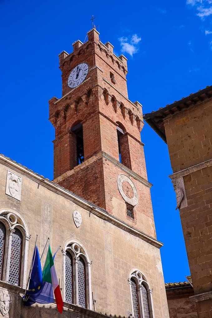 Pienza, Tuscany