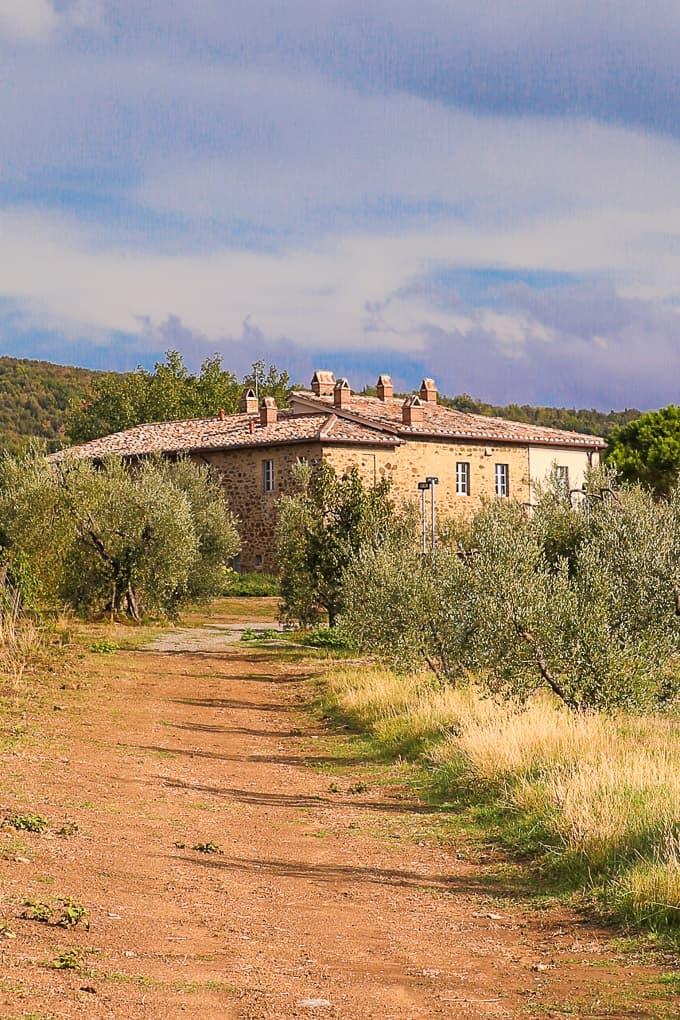 Tuscany, Italy - Podere Brizio