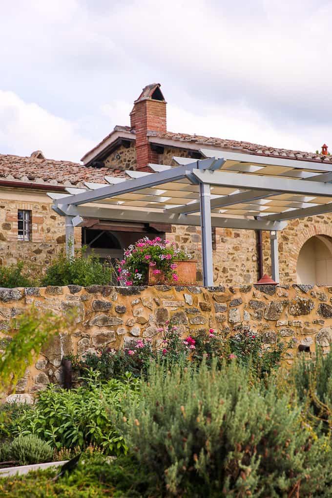 Podere Brizio, Tuscany, Italy